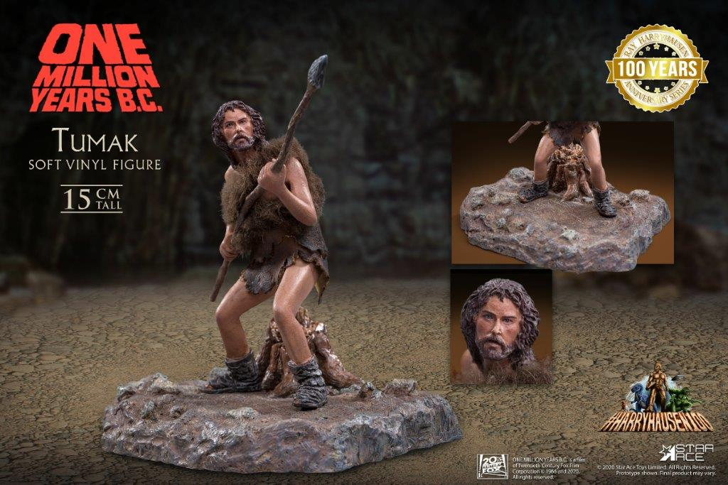 Deluxe Version Star Ace Allosaurus /& Tumak statues Collectible Set  SA9009
