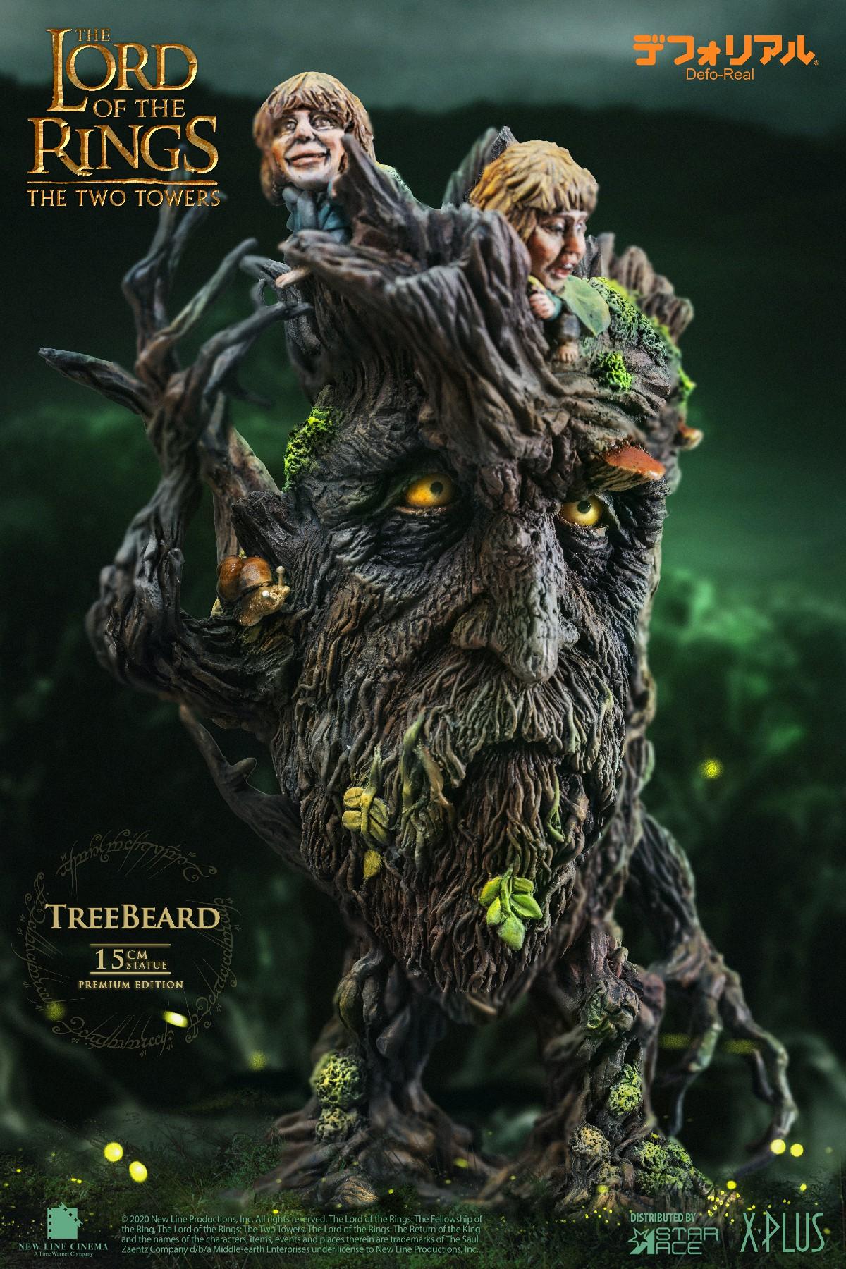 Sa 6042 Df Treebeard Castle Collectibles Inc